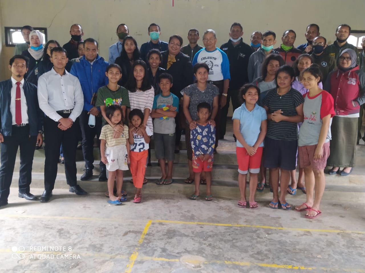 Kegiatan Sosial Dalam Rangka Memperingati HUT MA RI ke-75